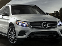 Mercedes-AMG stuffing its twin-turbo V8 into GLC-Class First Driver and Review