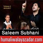 http://www.humaliwalayazadar.com/2016/09/saleem-subhani-nohay-2017.html