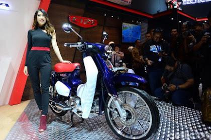 Honda super cub 125 resmi di rilis,Inilah spesiikasi dan harganya