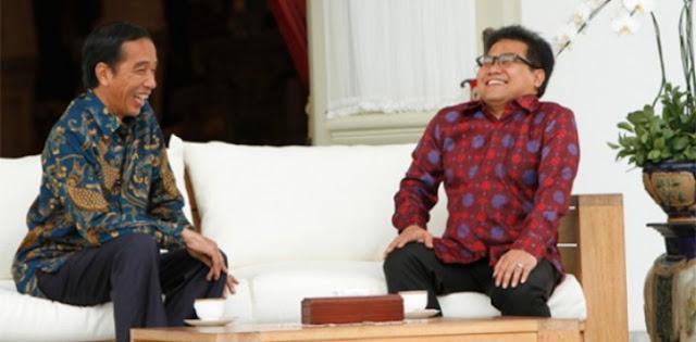 Ajukan diri jadi Cawapres, Jawaban Jokowi ini Bikin Cak Imin 'Mengawang'