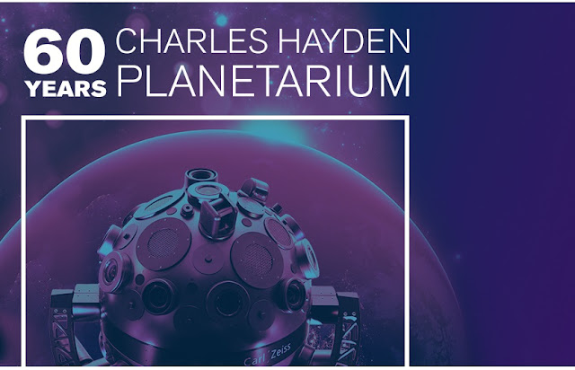 Over the course of the month of October, the Museum of Science will feature a variety of programming to celebrate the Planetarium's 60th anniversary and its technology.