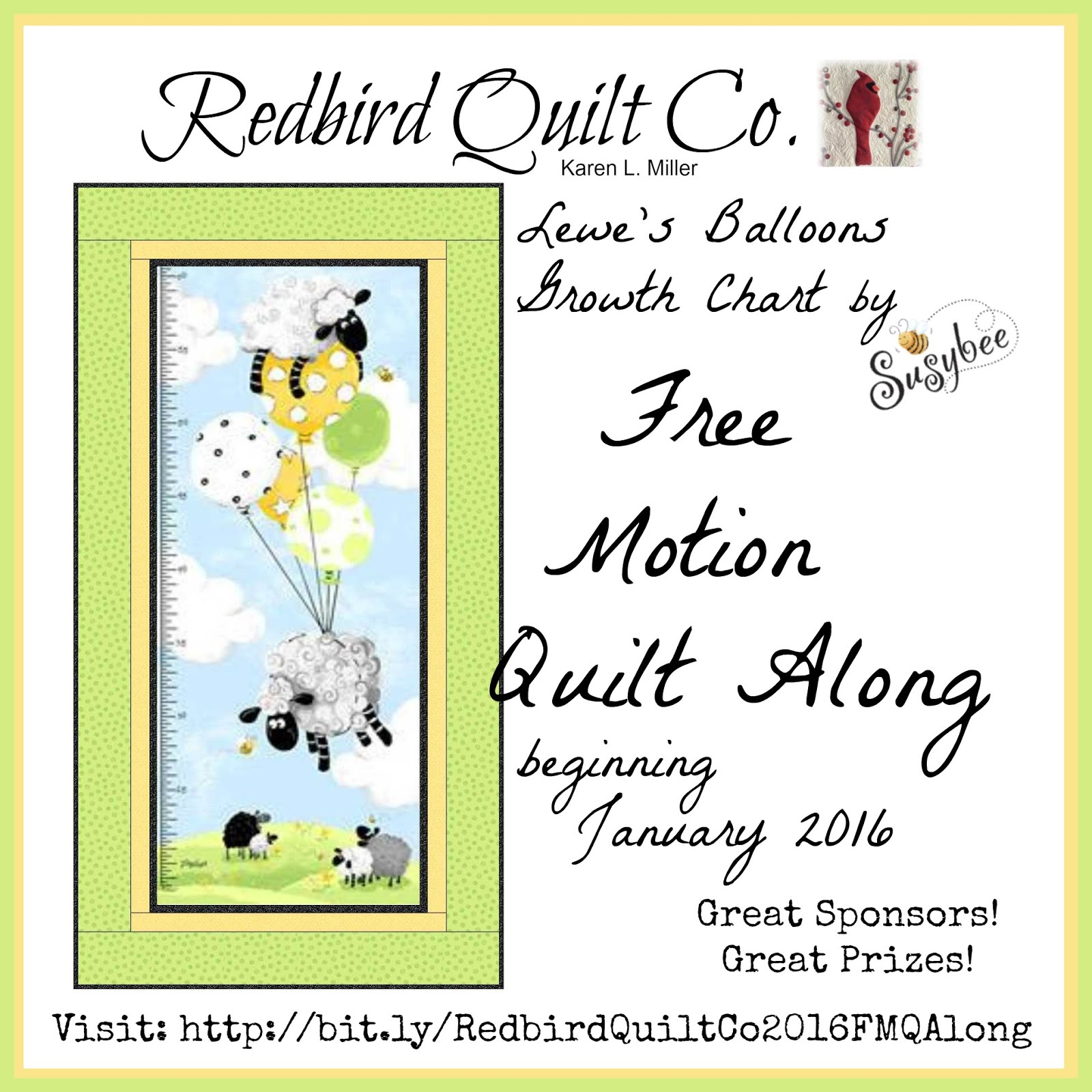 2016 Learn to Free Motion Quilt