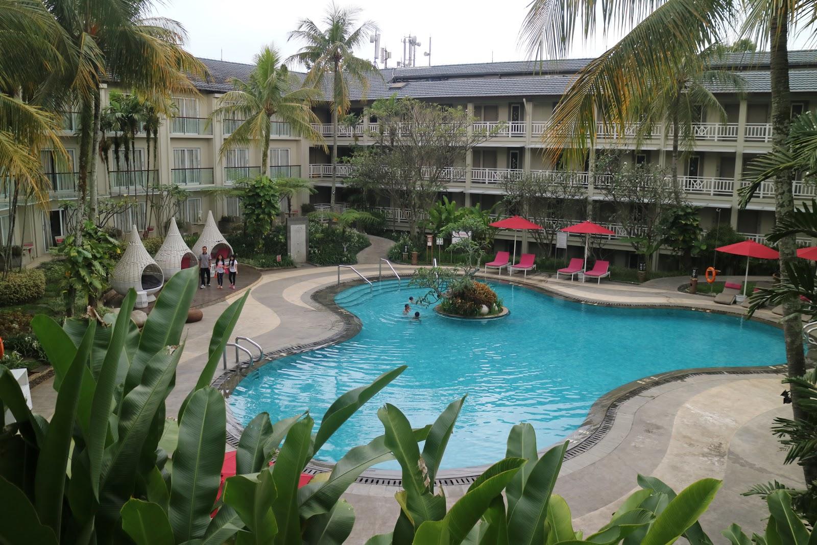 Review Sheraton Hotel Bandung Referensi Yang Children Friendly Di