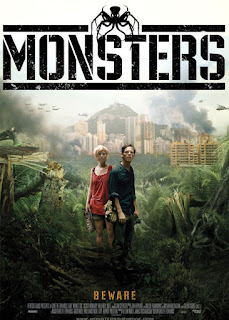 "Recenzja filmu ""Monsters"" (2010), reż. Garret Edwards"