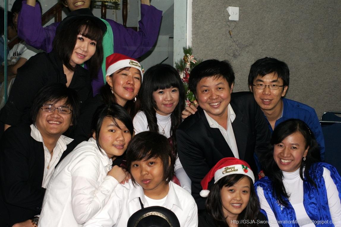 Natal GSJA Sword 2010
