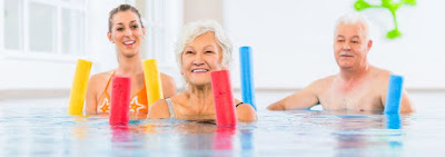 Hydrotherapy Benefits Fibromyalgia Patients