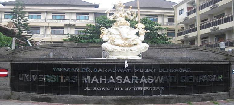 PENERIMAAN MAHASISWA BARU (UNMAS) UNIVERSITAS MAHASARASWATI DENPASAR