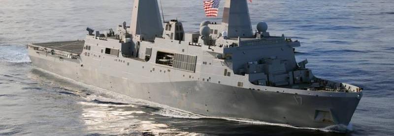 ВМС США замовили ще один УДК класу Сан-Антоніо