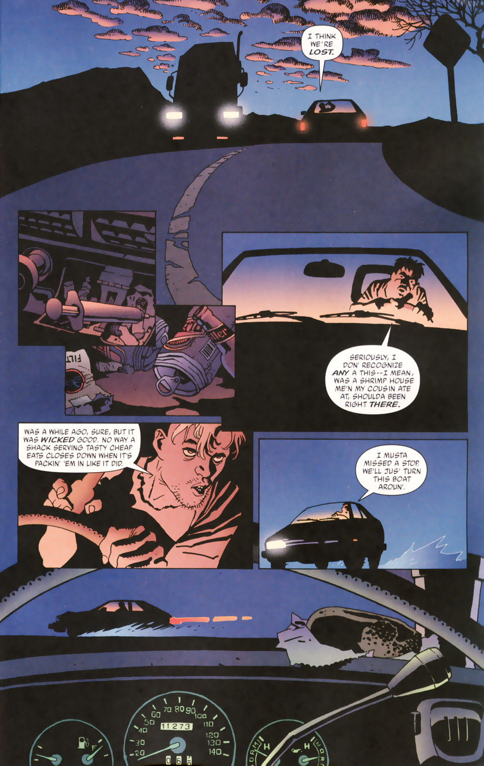 100 Bullets 47 Page 2