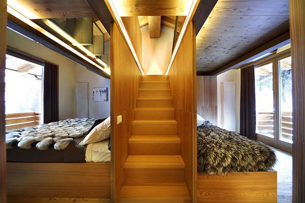 Desain Interior Tangga Rumah Minimalis