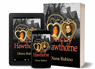My Biographical Romance FOR THE LOVE OF HAWTHORNE is .99 for Kindle This Week