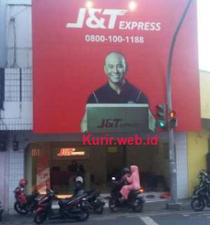 Alamat agen J&T Express di Ciamis
