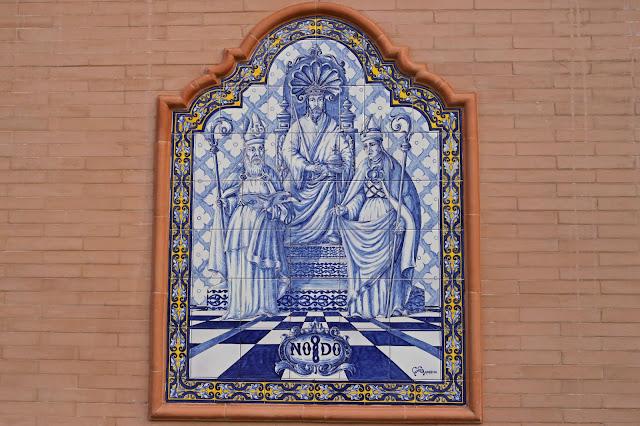 San Fernando, San Leandro y San Isidoro
