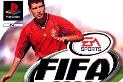 Free Download Game Fifa 2000 for Computer PC or Laptop Full Crack