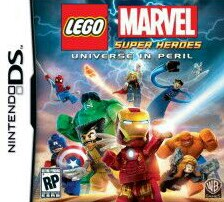 LEGO Marvel Super Heroes: Universe in Peril ( BR ) [ NDS ]
