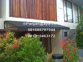 Jasa Canopy Kain di Denpasar