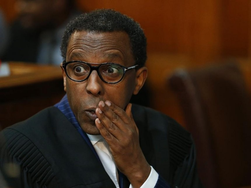 Image result for images of Ahmednasir with Uhuru and Ruto