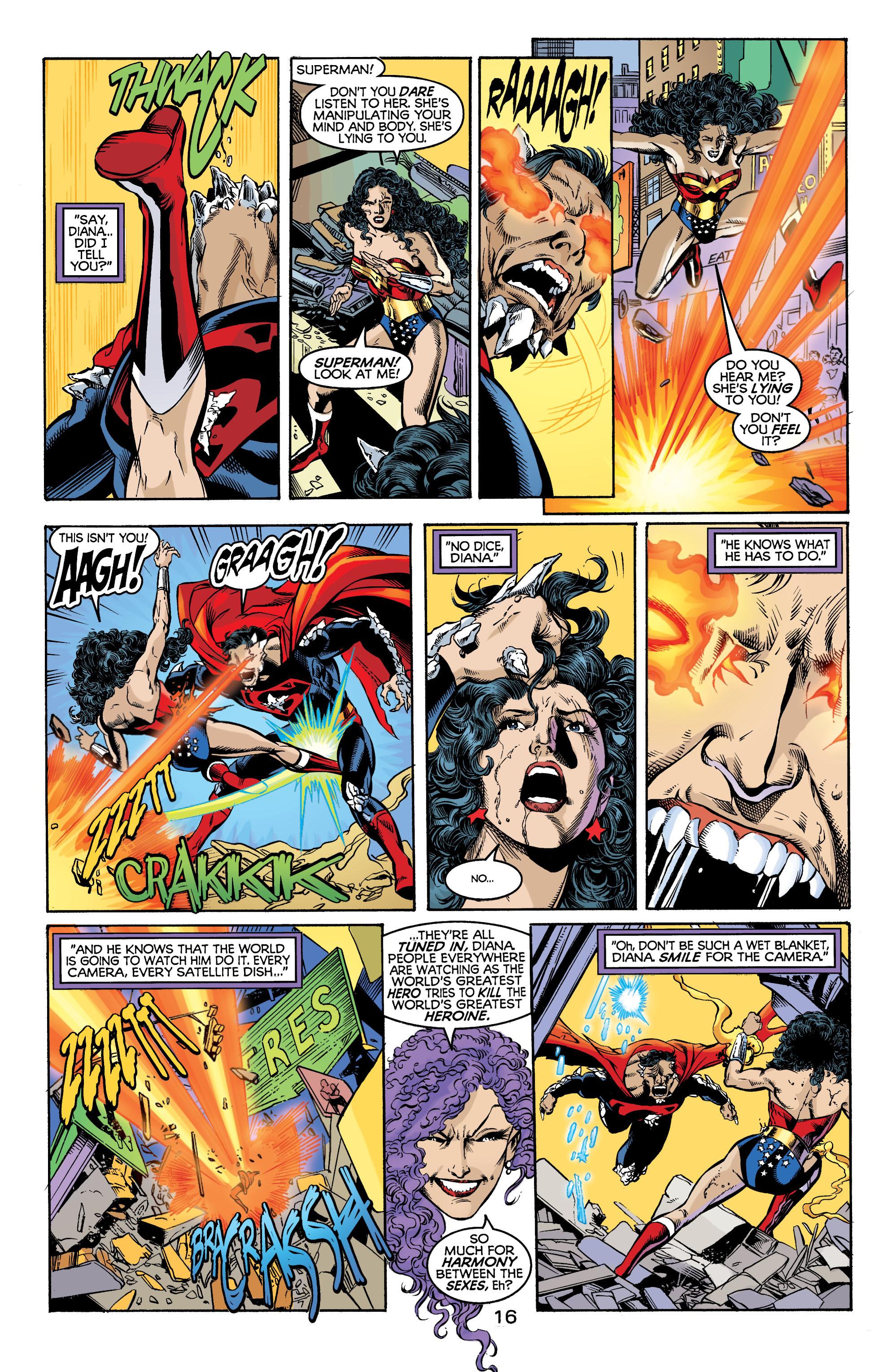 Read online Wonder Woman (1987) comic -  Issue #175 - 16