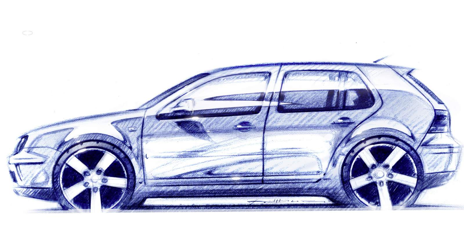 golf mk4 design limpo é considerado um ícone de estilo car blog br