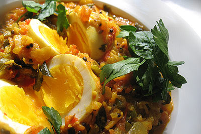 South Indian Egg Curry