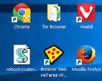 Se le icone desktop caricano lente, aumentare la cache