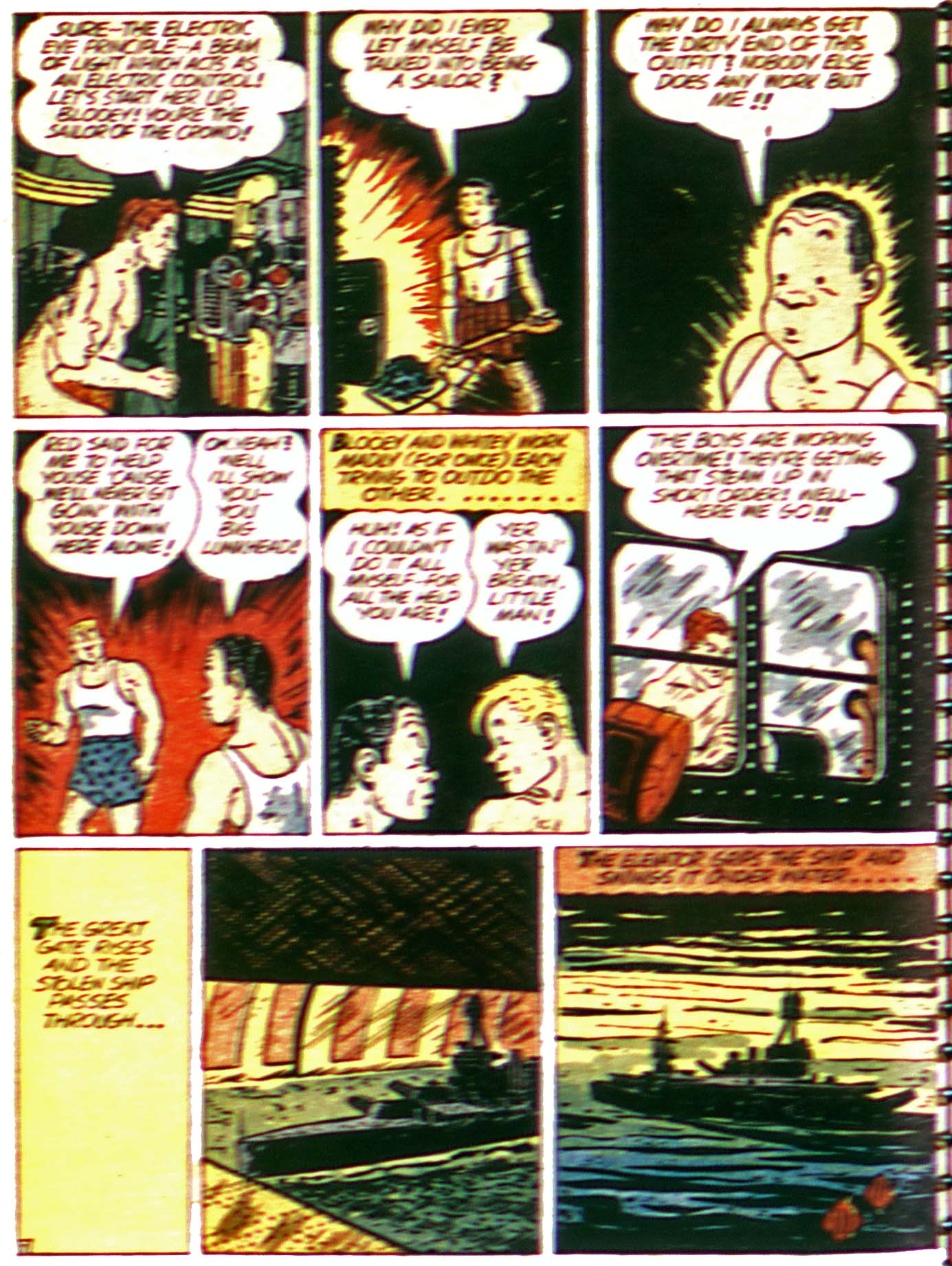Read online All-American Comics (1939) comic -  Issue #18 - 34