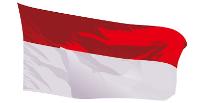 Free Download Bendera Merah Putih Format CDR