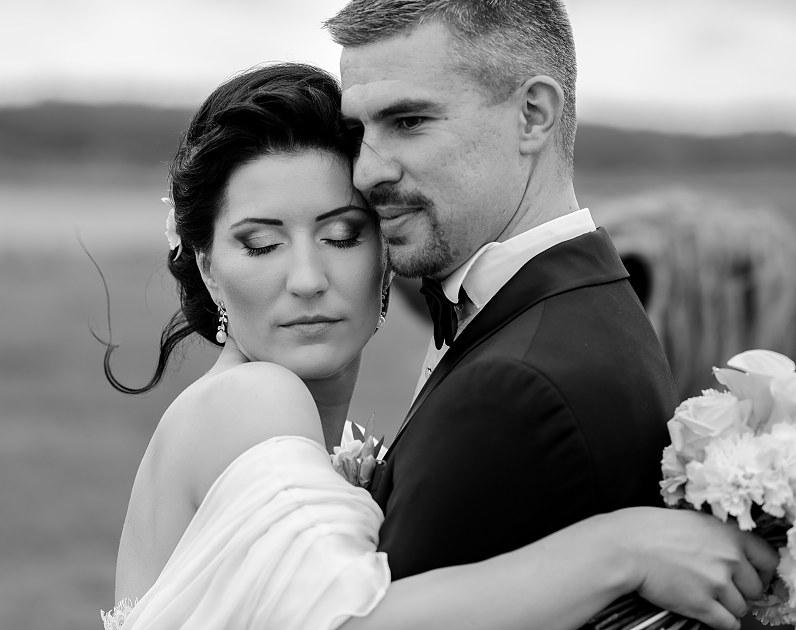 jausmingos vestuvinės nuotraukos