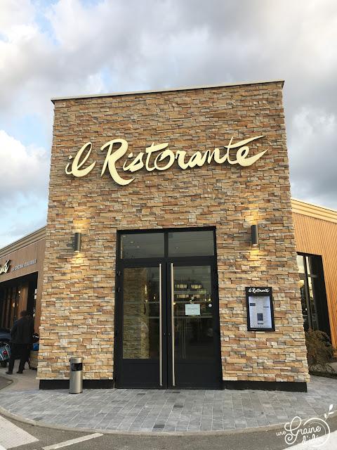 Il Ristorante, Saint Herblain, Avis, Test, Restaurant