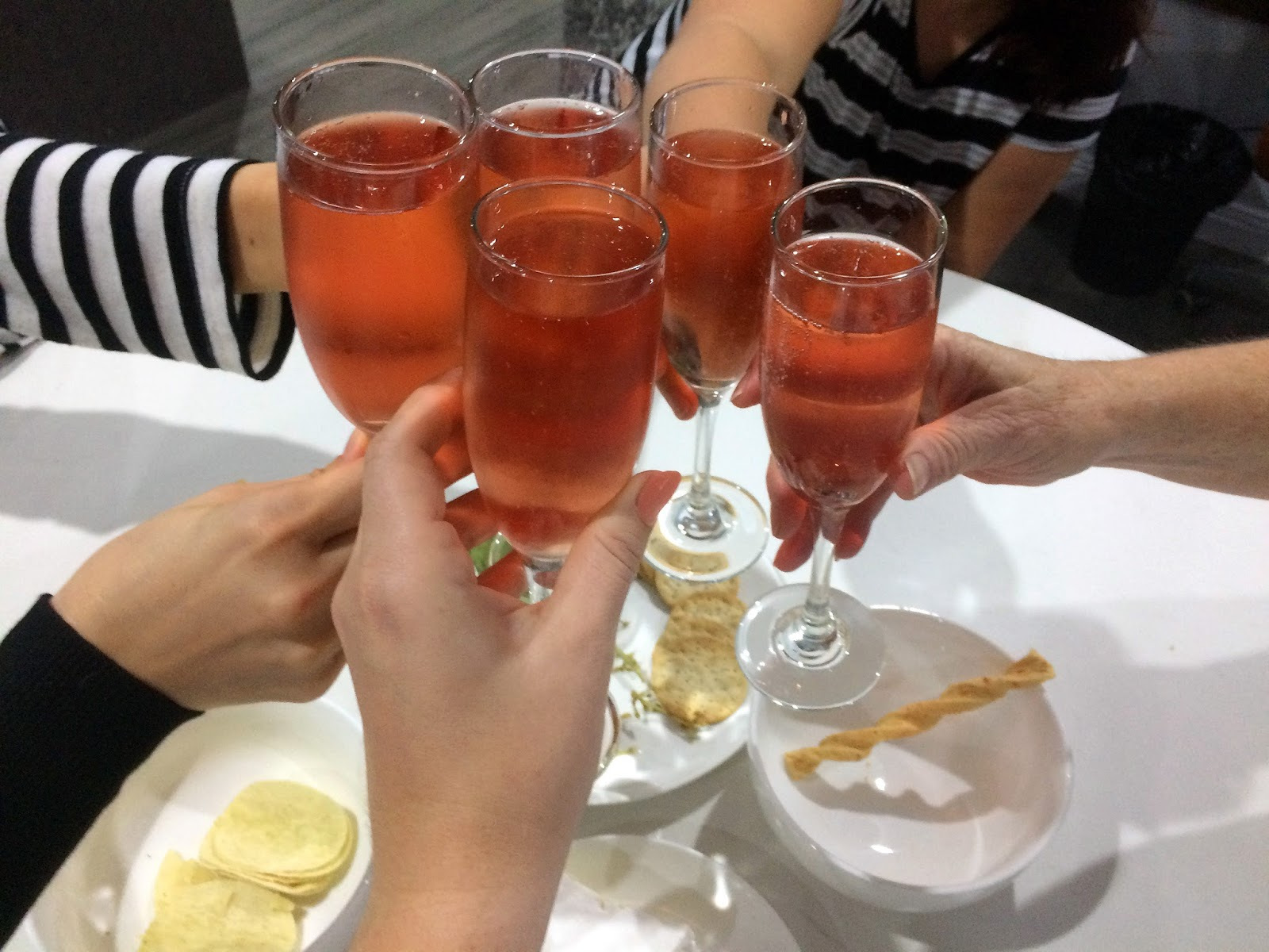 Meriton Church Street Parramatta Wine Celebrations