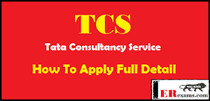 TCS Tata Consultancy Service How To Apply Full Detail.