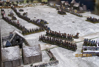 The battle of Mollwitz