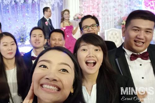 Mc Ming Ming - Mc Kudus - Yohanna & Budhi Griptha Kudus 28 juli 2018