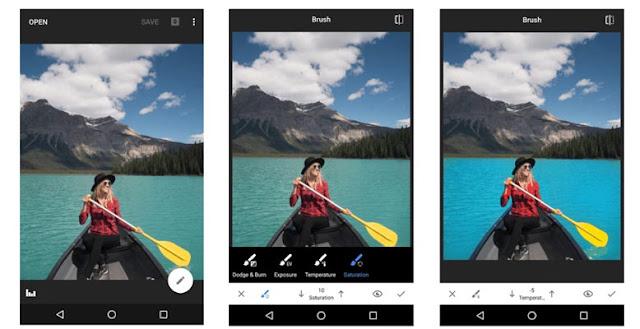 أفضل تطبيقات الاندرويد للتعديل على الصور باحترافية