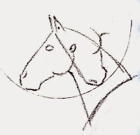 http://tips-trick-idea-forbeginnerspainters.blogspot.com/2014/11/6-easy-step-to-draw-horse-in-painting.html