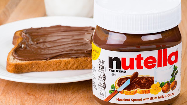 You Will Not Believe the True Ingredient List of This Populat Chocolate Spread Nutella!
