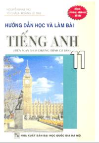 Hướng Dẫn Học Và Làm Bài Tiếng Anh 11 - Tô Châu