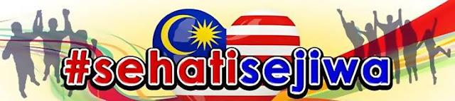 SehatiSejiwa Tema Hari Kebangsaan 2016 Malaysia