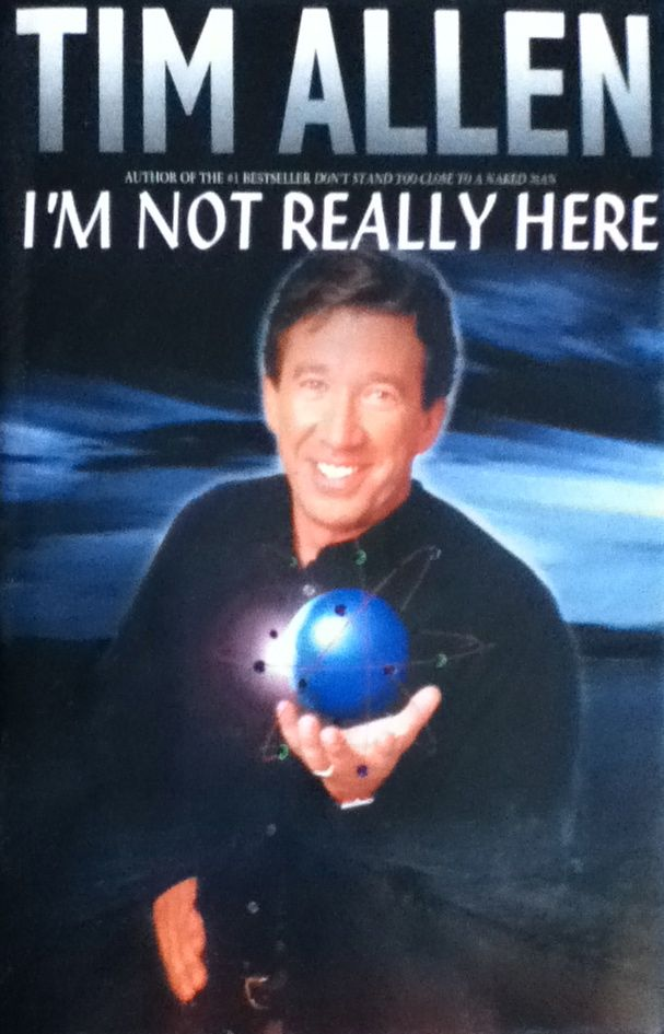 Cannot be! tim allen nake opinion