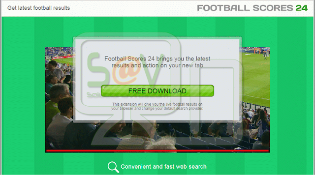 FootbalScores24 (Hijacker)