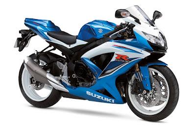 New Suzuki GSX-R1000 Sport bike
