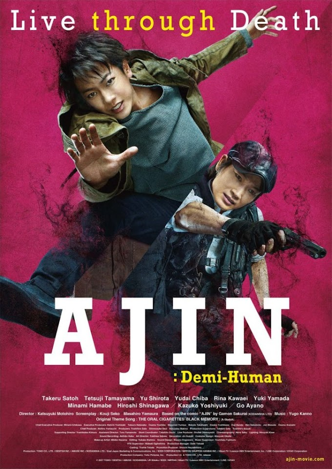 AJIN: Demi-Human [Review]