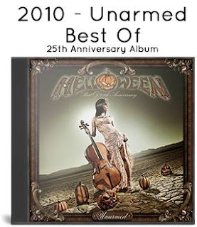 2010 - Unarmed - Best Of - 25th Anniversary Album