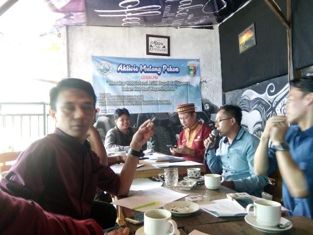 """Siang Ini, Aktivis Mulang Pekon """"Evaluasi"""" 100 Hari Kerja Bupati dan Wakil Bupati Tanggamus"""