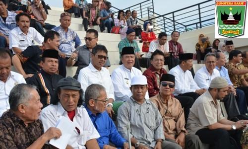 Gubernur Irwan Prayitno Akan Luncurkan Buku Antologi Puisi Wartawan se-Indonesia