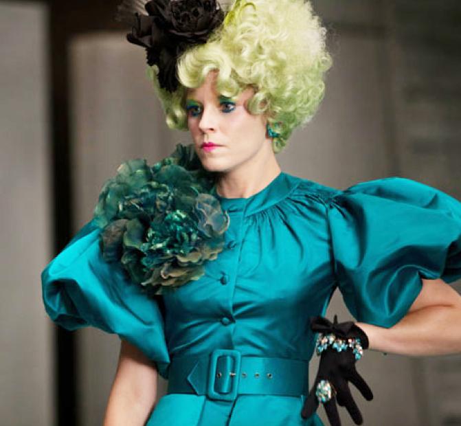 Inside a Camo Bag: The Costumes of Effie Trinket!  Inside a Camo B...