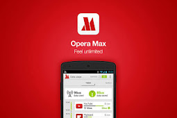 Opera Max! Aplikasi Pengelola Data Android