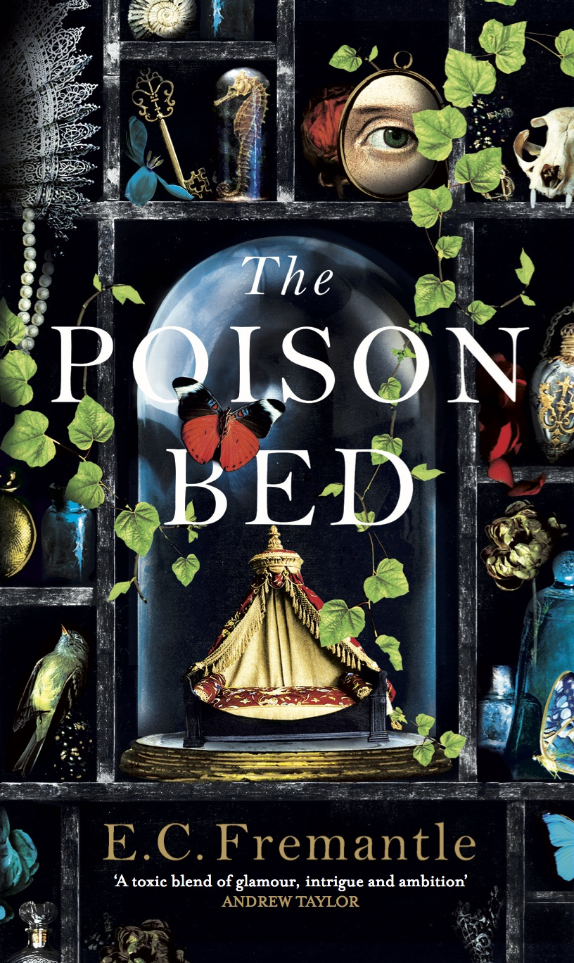 To win a copy of liz fremantles the poison bed just answer this question in the comments section below