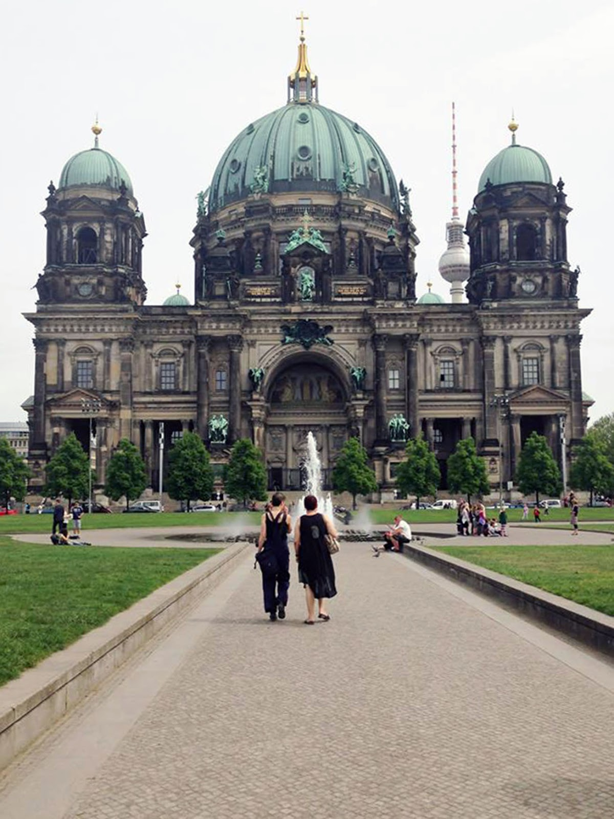 Berliner dom, Berlin cathedral