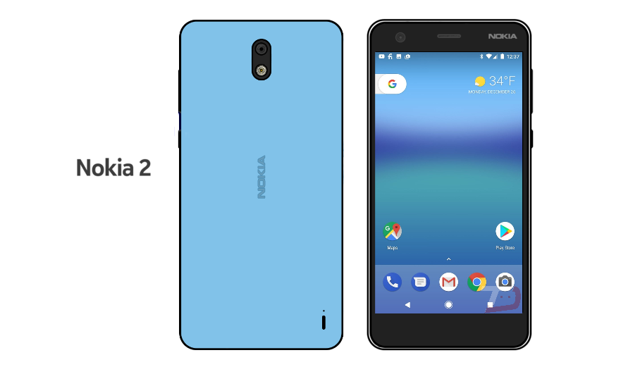 Nokia 2 Specs Leaked Via Geekbench Snapdragon 212 And 1gb